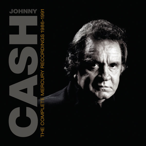 Johnny Cash - Complete Mercury Albums 1986-1991