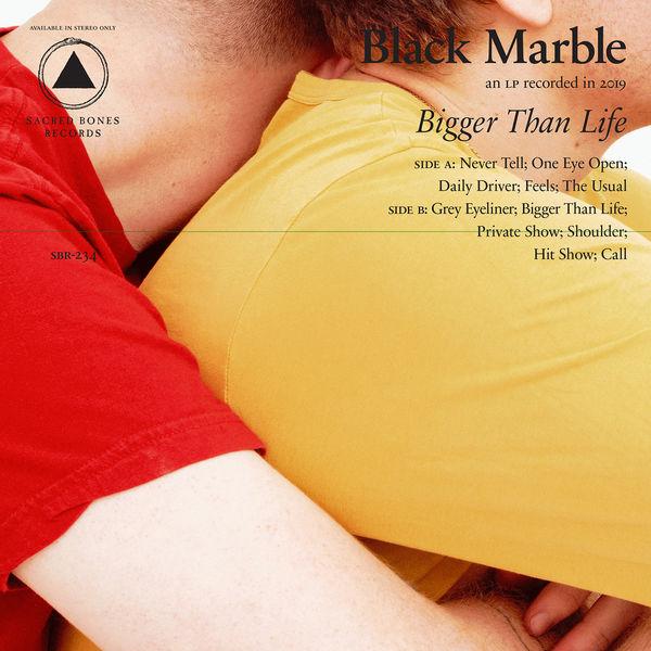Black Marble - One Eye Open
