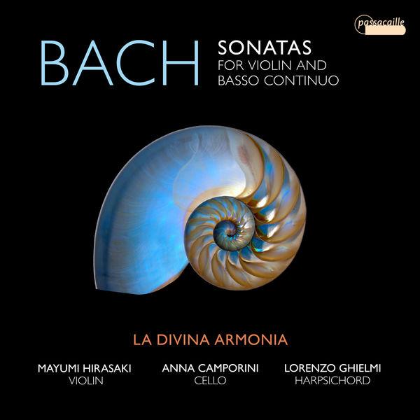 Lorenzo Ghielmi - Bach: Sonatas for Violin and Basso Continuo, BWV 1021-1024