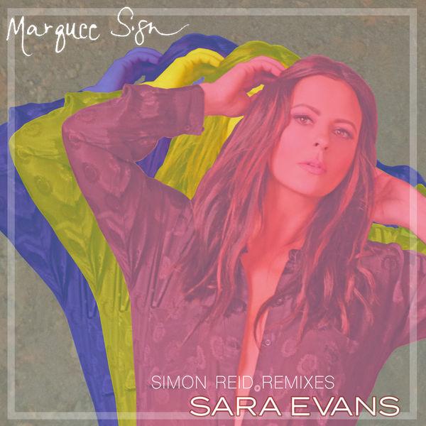 Sara Evans - Marquee Sign