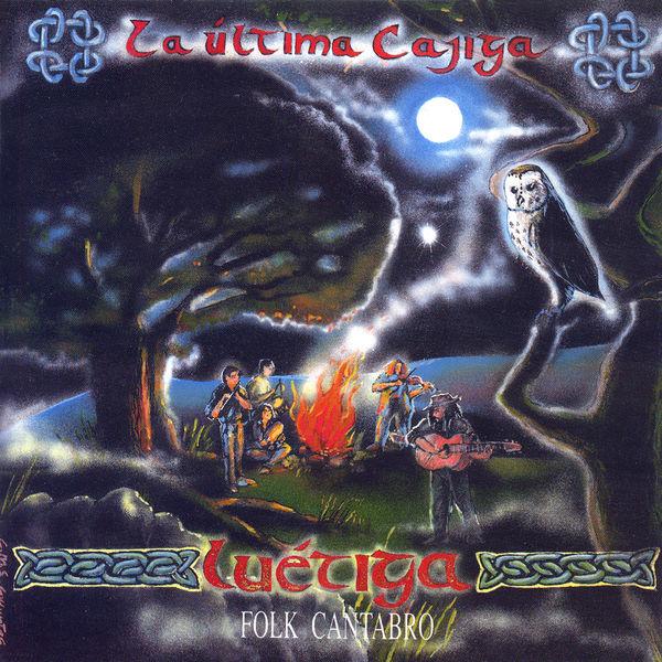 Luétiga - La Última Cajiga. Folk Cántabro