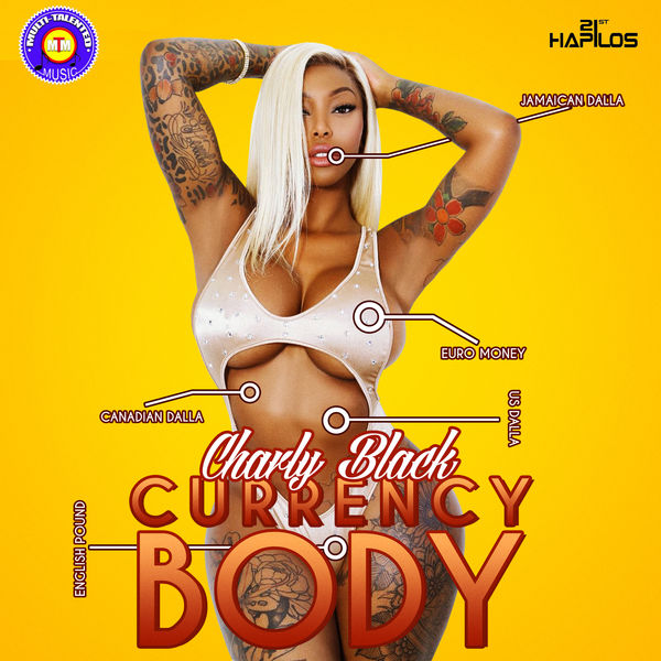 Charly Black - Currency Body