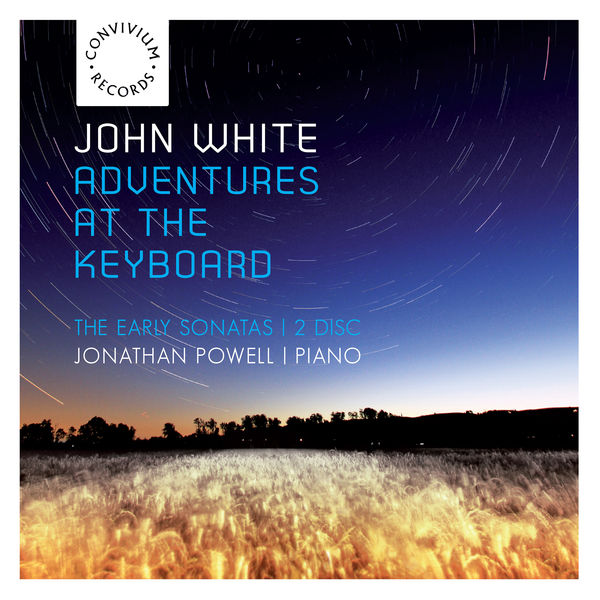Jonathan Powell - Adventures at the Keyboard
