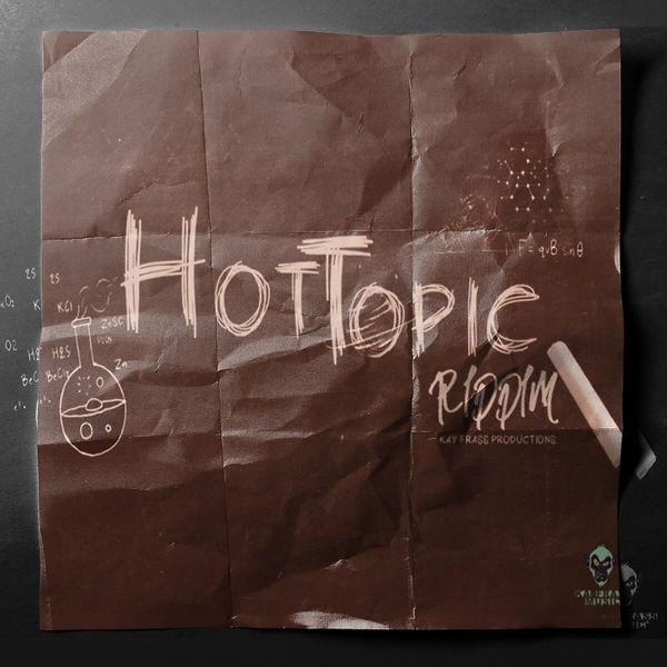 Various Artists - Hot Topic Riddim