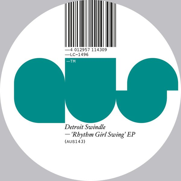 Dam Swindle - Rhythm Girl Swing EP