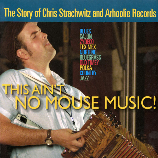 Various Artists - This Ain't No Mouse Music! (Soundtrack)
