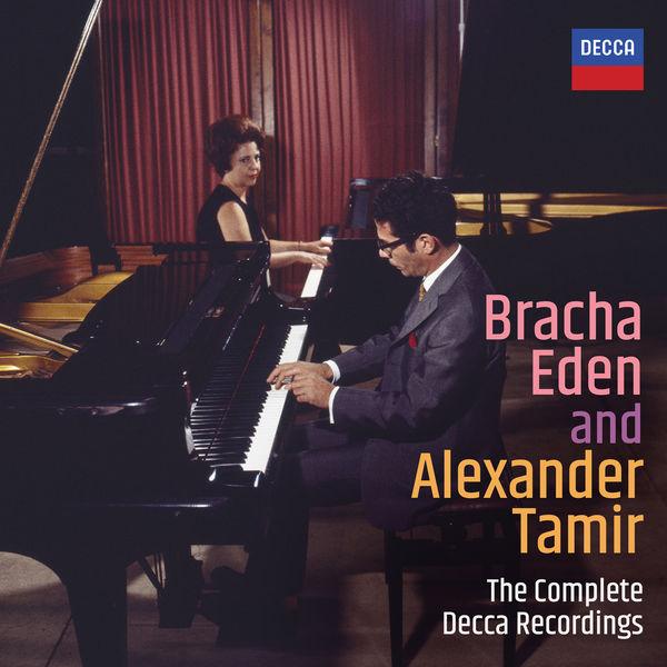 Bracha Eden - Eden & Tamir - Complete Decca Recordings