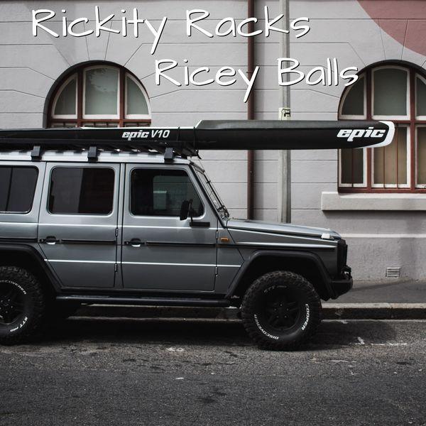 Ricey Balls - Rickity Racks