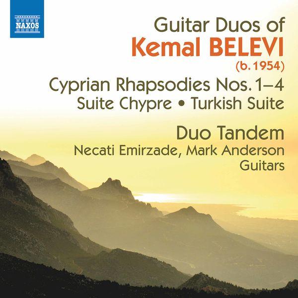 Duo Tandem - Kemal Belevi: Guitar Duos