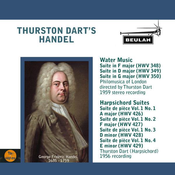 Thurston Dart - Thurston Dart's Handel