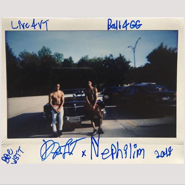 Nephilim - Larenz Tate