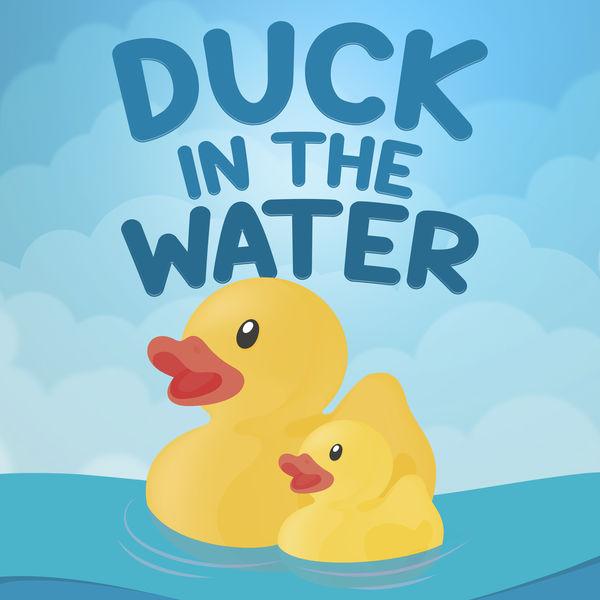 Cartoon Studio English - Duck in the Water