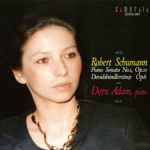 Doris Adam - Schumann: Piano Sonata & Davidsbündlertänze