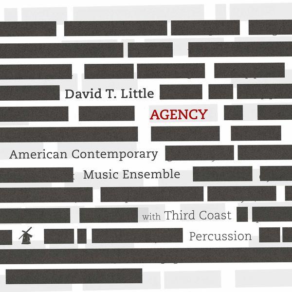 David T. Little - David T. Little: Agency