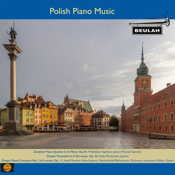 Władysław Szpilman - Polish Piano Music