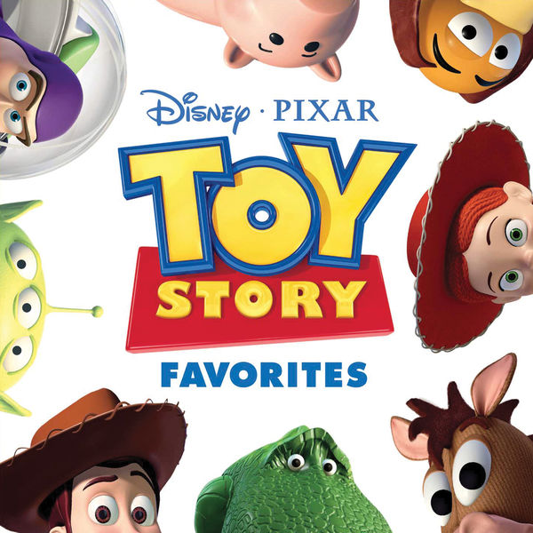 Various Artists - Toy Story Favorites