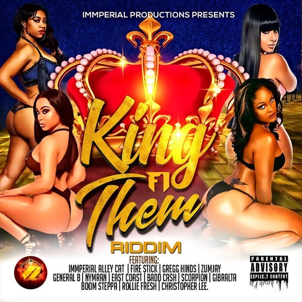 Various Artists - King Fi Them Riddim