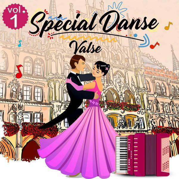 Various Artists - Spécial Danse - Valse (Volume 1 - 52 titres)