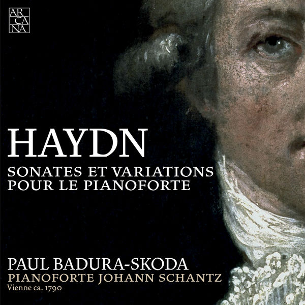 Paul Badura-Skoda - Haydn: Sonates et variations pour le pianoforte