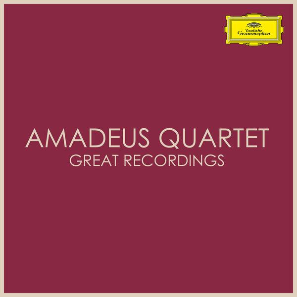 Amadeus Quartet - Amadeus Quartet - Great Recordings