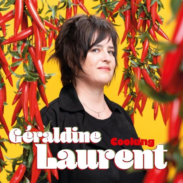 Géraldine Laurent - Cooking
