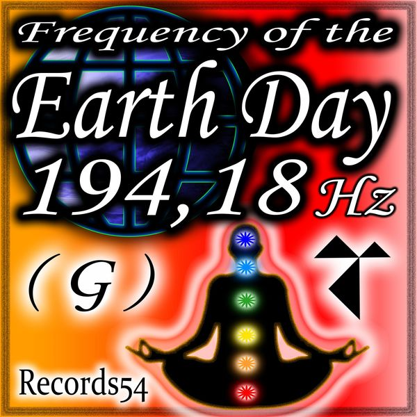 Frequency of the Earth Day: 194,18 Hz G | My Meditation Music