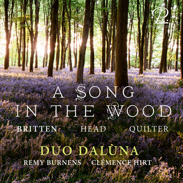 Benjamin Britten A Song in the Wood