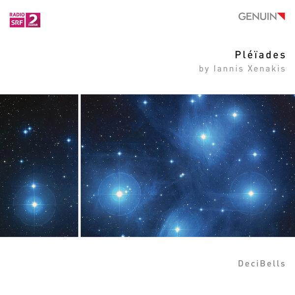 DeciBells - Xenakis : Pléïades
