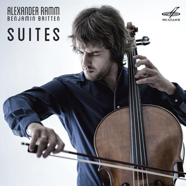Alexander Ramm - Britten: Cello Suites