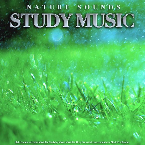 Album Nature Sounds Study Music: Rain Sounds and Calm Music