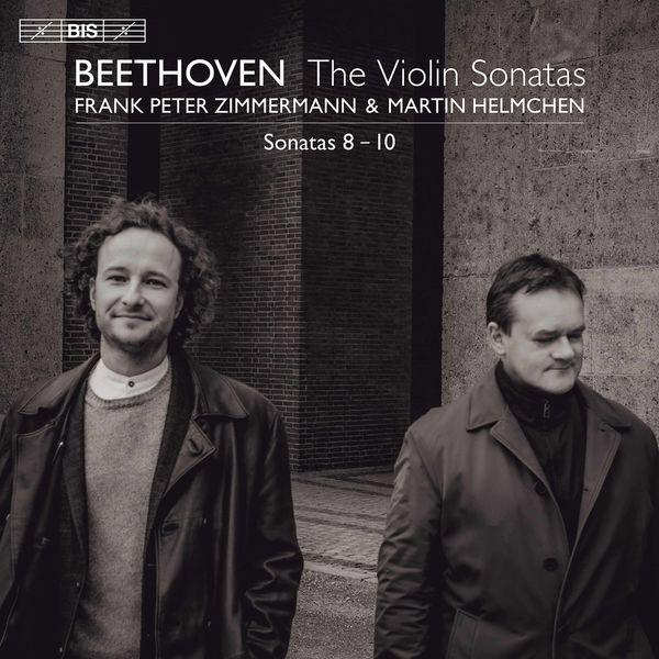 Frank Peter Zimmermann|Beethoven: Violin Sonatas, Vol. 3