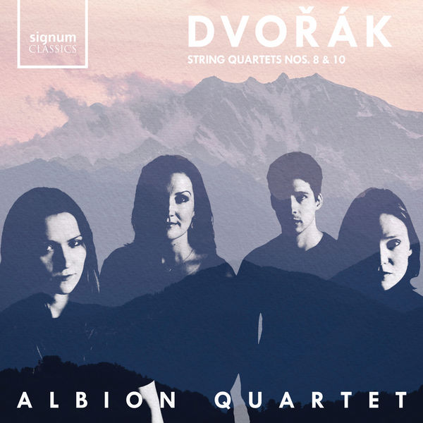 Albion Quartet - String Quartet No. 10 in E flat Major, Op. 51: III. Andante con moto