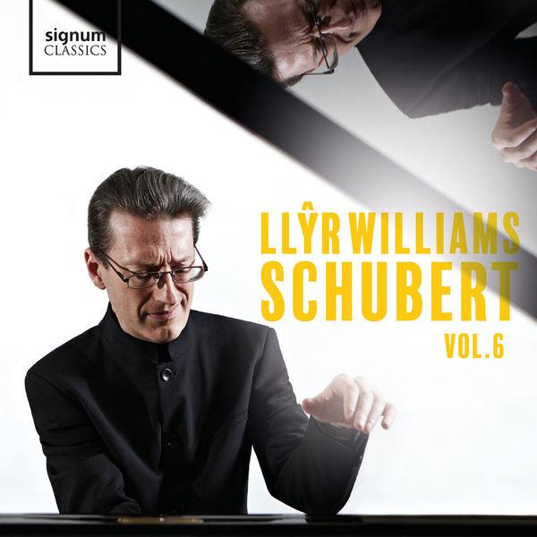 Llyr Williams - Sonata in B Major, Op. post. 147, D. 575: II. Andante
