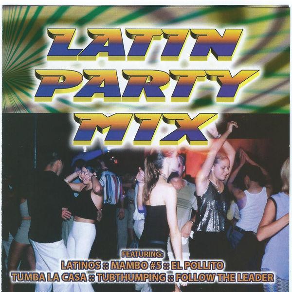 Various Artists - Latin Party Mix