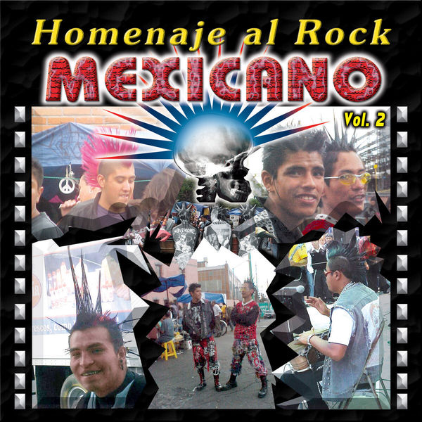 Various Artists - Homenaje al Rock Mexicano, Vol. 2
