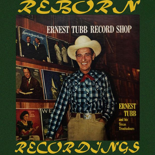 Ernest Tubb - Record Shop (HD Remastered)