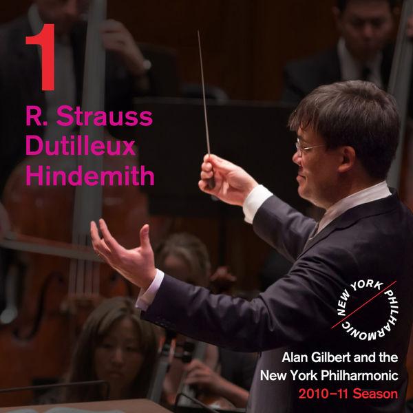 New York Philharmonic - Release 1: R. Strauss: Don Juan - Dutilleux: Métaboles - Hindemith: Symphonic Metamorphosis of Themes of Carl Maria von Weber