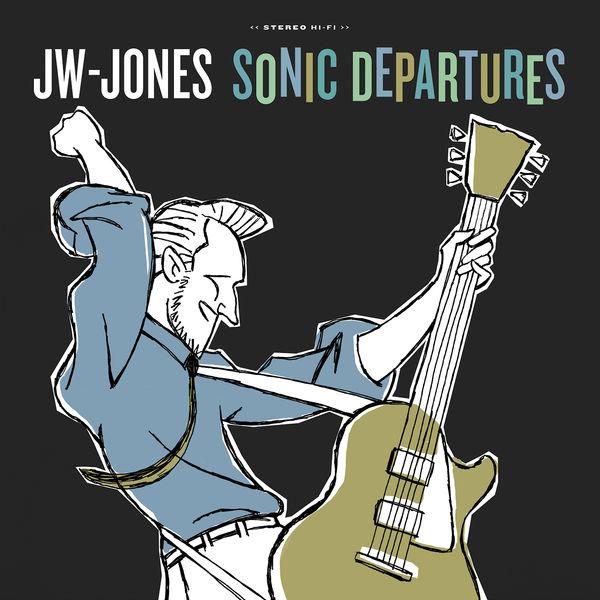 JW-Jones - Sonic Departures