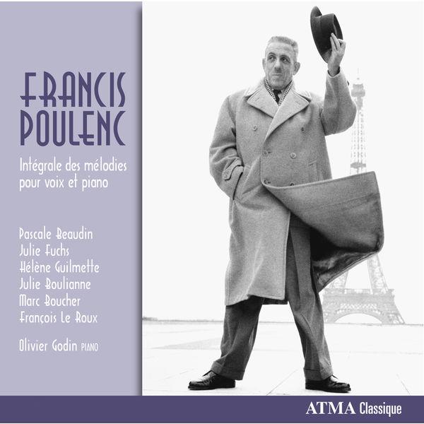Julie Fuchs - Poulenc: Intégrale des melodies pour voix et piano