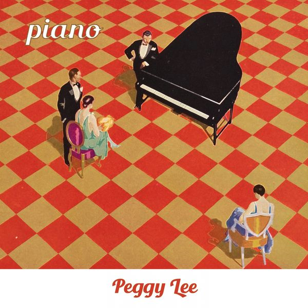 Peggy Lee - Piano