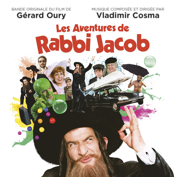 Vladimir Cosma - Les aventures de Rabbi Jacob