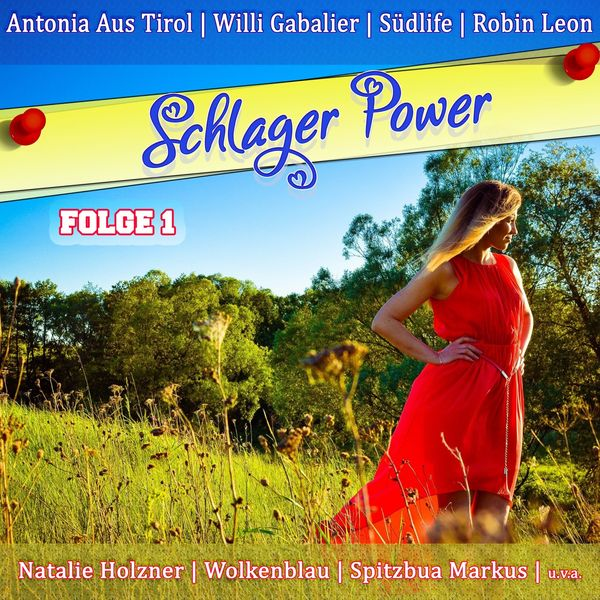 Various Artists - Schlager Power (Folge 1)