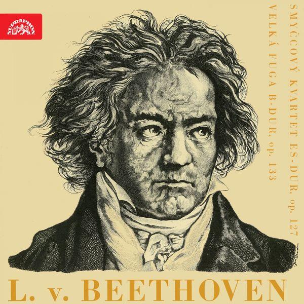 Smetana Quartet - Beethoven: String Quartet No. 12 in E-Flat Major, Fugue in B-Flat Major