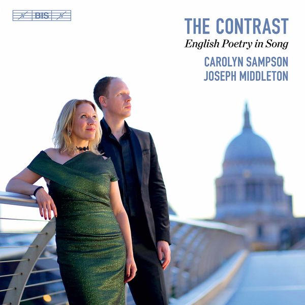 Carolyn Sampson - The Contrast : English Poetry in Song