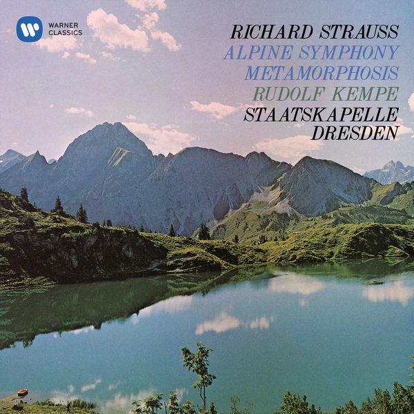 Staatskapelle Dresden - Strauss: Metamorphosis & An Alpine Symphony, Op. 64
