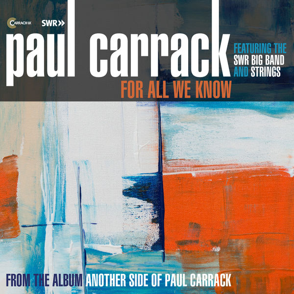 Paul Carrack - For All We Know