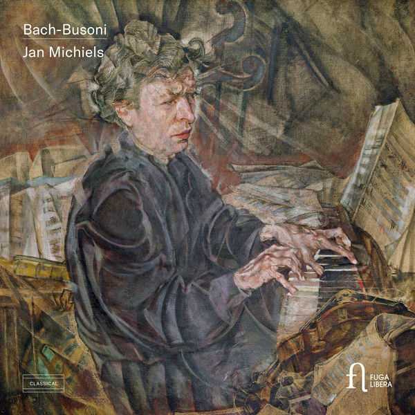 Jan Michiels - Bach-Busoni