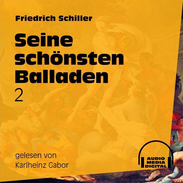 Audio Media Digital Hörbücher - Seine schönsten Balladen 2