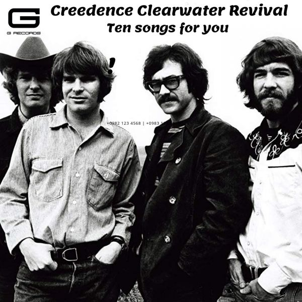 Creedence Clearwater Revival - Ten songs for you