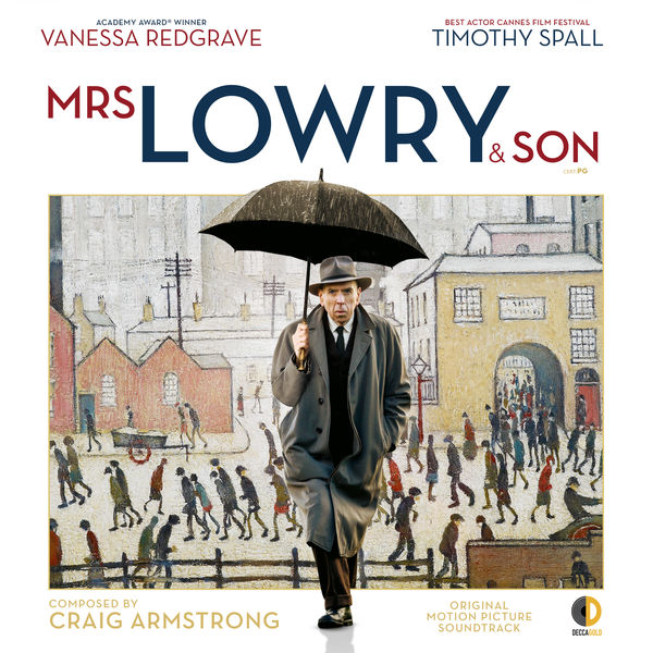 Craig Armstrong - Mrs. Lowry And Son